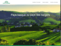 Location de vacances au pays Basque ou pays bergers