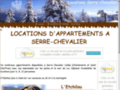 Détails : Locations d'appartements à Serre chevalier Cahntemerle