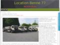 Détails : Bennes Seine-et-Marne