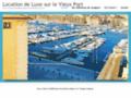 Location luxe Vieux Port Marseille