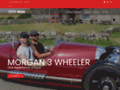 Location Morgan - Louez la Morgan 3 Wheeler, le roadster anglais typique