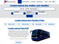 Détails : Autocars De France, entreprise de location de véhicules en France