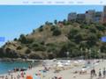 Appartements de vacances, les pieds dans l'eau - La plage des Elmes