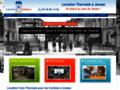 Détails : Location vacances pour 2 à 4 personnes à Jonzac