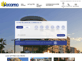 Détails : Site internet locopro immo entreprise