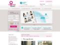 Capture du site http://www.logementdirect.fr