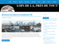 Détails : Site de communiqués de presse privé