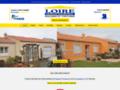 Détails : Façade : Loire Innov'Habitat à Saint Julien de Concelles (44)