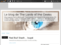 Lords of the Geek - Le Blog de la sous-culture GEEK !