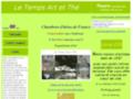 Voir la fiche détaillée : Le Temps Art et Thé - Maison d'hôtes Tours