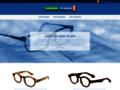 Détails : Lunettes loupe en ligne sur Lunettes-Presbyte.fr