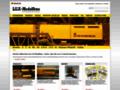 Détails : Wagon de nettoyage Lux