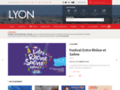 Site officiel de la ville de Lyon