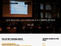 Détails : Emploi au Maroc, Maghreb et Afrique