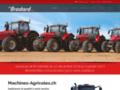 Détails : Machines agricoles en Suisse romande