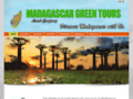 site http://www.madagascar-green-tours.com