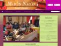 Détails : Accessoires de mode sur la boutique en ligne Mad'In Nad'In
