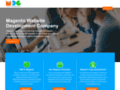 Magento E-commerce Web Design Company, India