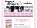 Détails : Guide de l'animation pour mariage