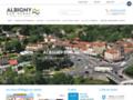 Mairie d'Albigny sur Saône