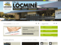 Locminé, en plein coeur du Morbihan