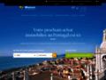 Capture du site http://www.maison-au-portugal.com/