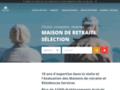 maison retraite sur www.maison-retraite-selection.fr