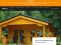 Maison et Chalet en Bois- Chalet en bois en kit et sur mesure