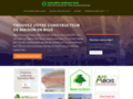 Détails : Annuaire et magazine maison bois, liste des constructeurs bois, devis