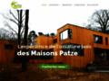 Détails : Maisons Patze: construction de maison en Bois (Belgique)
