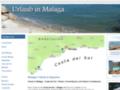Die spanische Provinz Malaga
