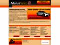 devis assurance auto gratuit sur www.malusweb.com