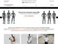 Mannequins online : boutique en ligne de mannequins vitrine