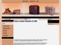 Voir la fiche détaillée : Maquettes carton à télécharger