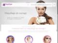 Détails : Maquillage de mariage