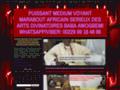 Détails : VRAI MAÎTRE MARABOUT MEDIUM VOYANT AFRICAIN SERIEUX ET FIABLE DE RETOUR D'AFFECTION IMMEDIAT ATCHADE.+229 90 70 22 26
