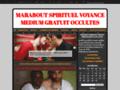Détails : Marabout spirituel,medium gratuit occultes