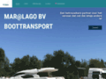 transport bateaux sur www.maradlago.be