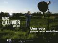 Marc OLLIVIER Comédien Voix OFF & Animation d'événementiel