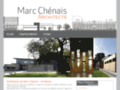 Détails : Marc chenais architecte