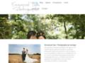 Capture du site http://www.mariage.emmanueldaix.fr