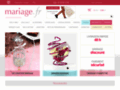 Mariage.fr, organisation mariage, faire-part mariage, deco mariage robes mariee...