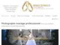 Site #6670 : Photographe de mariage en région parisienne