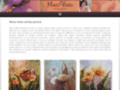 Voir la fiche détaillée : Maria Varão Artiste Peintre
