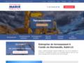 Détails : Entreprise de terrassement à Condé-en-Normandie, Saint-Lô