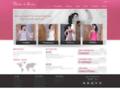 Détails : Location robe de mariées Tunisie