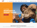 Détails : Marrakech to Fes desert tours