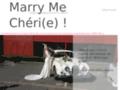 Marry Me Chéri -  - Oise (VERNEUIL EN HALATTE)