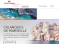 Détails : Calanques de Marseille, le massif littoral