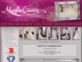 Création de robes, boutique mariage -  - Bouches du Rhône (Marignane)